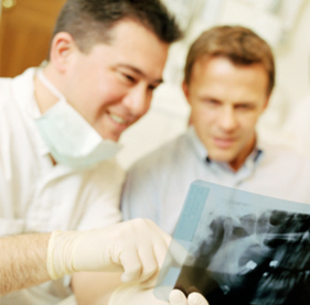 dental implants exam image